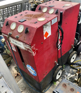 Lot Of 2 Rti Air Conditioning Recycle Recovery Recharge Machines