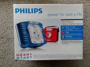 Philips Heartstart Aed Home Defibrillator M5068a New sealed