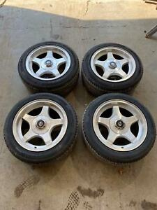 94 96 Chevy Impala Ss Oem 17 Wheel Rim Set Of Four With Tires