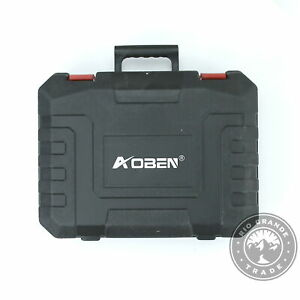 Used Aoben Ab2132za Sds plus Rotary Hammer Drill 120v In Red Black 1 1 4