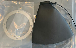 Transmission Shifter Boot With Trim Ring Round