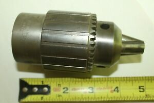 F Jacobs 58b 1 1 2 X 8 Pi Spindle Headstock Spindle Chuck 1 8 5 8 Cap