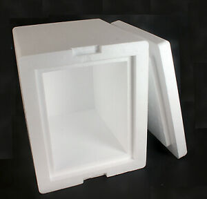 Styrofoam Cooler Uline Insulated Foam Shipping Kit Food Containers 9x11x15 Plus