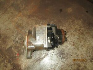 Allis Chalmers Fairbanks Morse Fmj Magneto Parts Only Antique Tractor