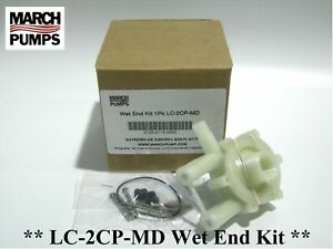 March Submersible Pump Lc 2cp md Wet End Kit 0125 0115 0200 Pml250