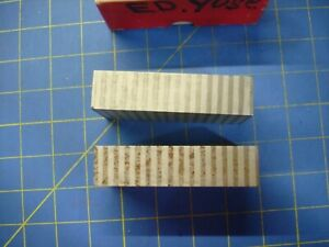 Fisher Machine Product 2 Magnetic Chuck Parallels 1 x2 x4