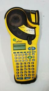 Brady Idxpert Handheld Labeler Maker With Case Pre owned