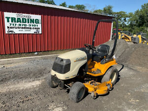 2007 Cub Cadet 5252 25hp 2wd Compact Tractor W 60 Belly Mower