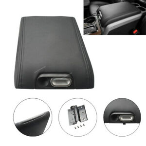 Center Console Arm Rest Lid Cover Fit For 09 14 Ford F 150 10 14 Lincoln Mark Lt