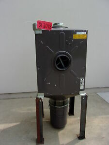 Used Dust Collector Nederman 600 Cfmmodel 600163 Filter Box dust Collector dus
