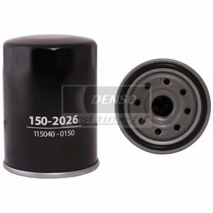 150 2026 Denso Auto Parts Engine Oil Filter P N 150 2026