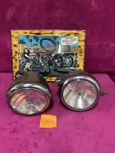 Hot Rod Rat Guide 682 682c Headlights Coupe Duece 1934 1932 Ford Vintage Light
