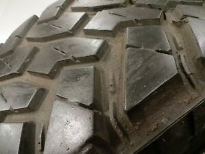 Almost New 1 One Nitto Trail Grappler M T Lt295 70r17 121p E 295 70 17 2595