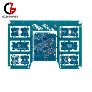 Grove Beginner Kit For Arduino Starter All in one Board W 10 Sensors 12 Projects
