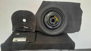03 Ford Mustang Cobra Compact Spare Tire Wheel Jack Kit With Label And Cover