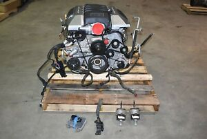 2014 Camaro Ss L99 Ls3 Complete Engine 6 2l Automatic Trans Drop Out 22k Aa6781