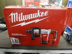 new Milwaukee 1 3 4 In Sds max Rotary Hammer 5446 21