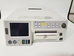 Ge Corometrics 120 Series Fetal Monitor Patient Monitor With Power Cord
