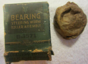 Vintage 1929 37 Ford Truck 1921 31 Commercial Steering Worm Bearing Bb 3571 A