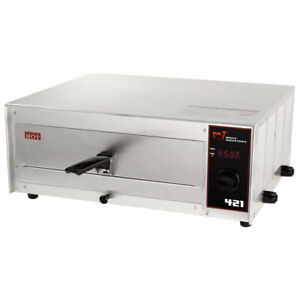 Wisco 421 Commercial Countertop Pizza Oven With Led Display