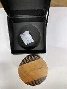High Quality Zinc Grinder With Wood Covering Gift Box