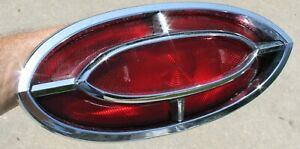 1962 Oldsmobile Starfire 98 88 Tail Light Lamp 62 Dynamic Super Holiday Olds