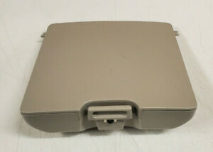 Ford F150 Overhead Console 2004 2007 Light Gray Sunglasses Cover Storage Lid