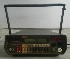 Keithley 197 Autoranging Microvolt Dmm