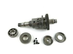 Monarch 10ee Lathe Square Dial Quick Change Feed Shaft Assembly
