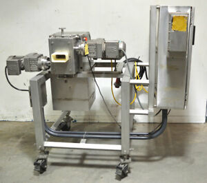 R d Commercial Stainless Food Slicer Cutting Machine Snack Chips Varispeed 3 ph