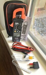 Klein Tools Cl700 Auto ranging Digital Clamp Meter True Rms 600a