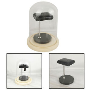 Leather Watch Display Stand For All Bracelet Watches Jewelry Organizer Gift