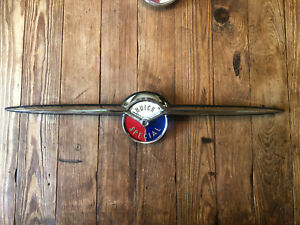1954 Buick Special Trunk Monogram Base And Emblem