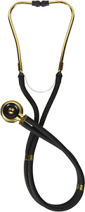 New Prestige Medical Sprague Rappaport Stethoscope Gold Edition 7 3 Ounce