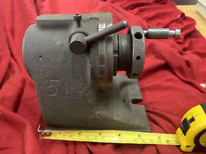 5c Collet Spin Indexing Fixture Heavy Duty