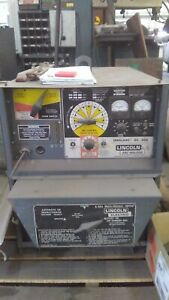 Lincoln Idealarc Dc 400 Power Source
