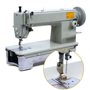 Industrial Thick Material Sewing Machine 3000s p m Dp 5 No 17 Needle Heavy Duty