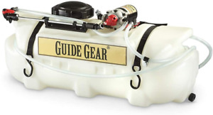 Atv Broadcast And Spot Sprayer 16 Gallon 2 2 Gpm 12 Volt Chemical resistant New