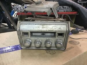 1967 Chevy Chevelle 8 Track Stereo Player 7300481