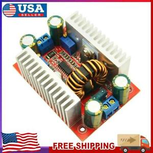 400w 15a Dc dc Step Up Down Boost Buck Voltage Power Converter Module Supply Usa