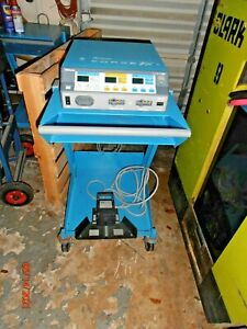 Valley Lab Force Fxc With Monopolar Footswitch Cart