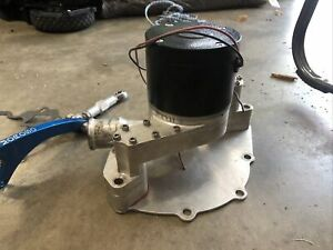 Small Block Ford 351 Aerospace Components Electric Water Pump