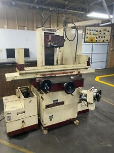 Chevalier Fsg 3a818 8 X 18 3 axis Automatic Surface Grinder