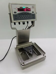 Rice Lake Cw90 a Digital Checkweighing Scale Head With Rl2100 Weigh Module