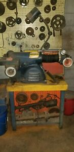 Ammco Brake Lathe 4000 With Bench