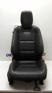 11 2011 Chevy Camaro Oem Passenger Right Front Bucket Seat Black Leather Manual