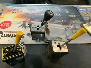 Fisher Snow Plow Single Lever Control Head