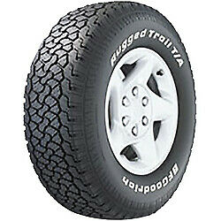 P265 70r16 111t Bfg Rugged Trail T A Dt Rwl Tire Set Of 4