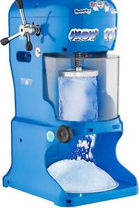 Premium Quality Ice Cub Shaved Ice Machine Ice Shaver Snow Cone Maker Commercial
