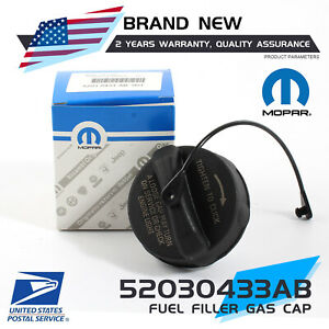 Fuel Filler Gas Cap For Dodge Chrysler Jeep 52030433ab 52124512aa High Quality